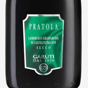 pratola-rosso-frizzante-secco-linea-essenza-in-purezza-lambrusco-gasparossa-dop-cantina-garuti-etichetta
